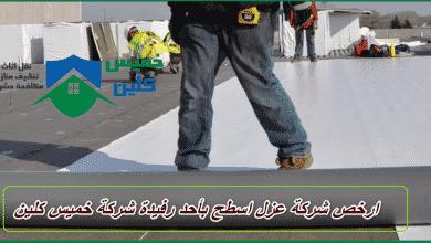 Photo of شركة عزل أسطح بأحد رفيدة